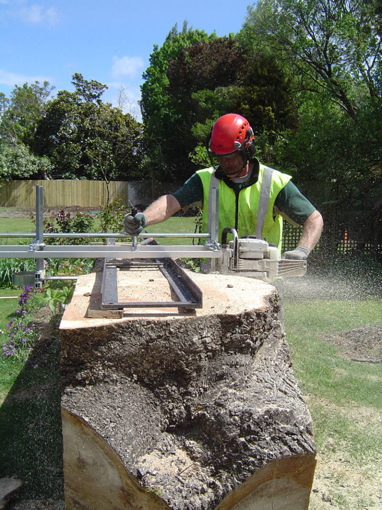 Milling Christchurch - Arbor Master